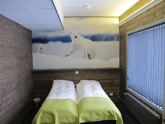 Svalbard Hotel: Double room - no.10