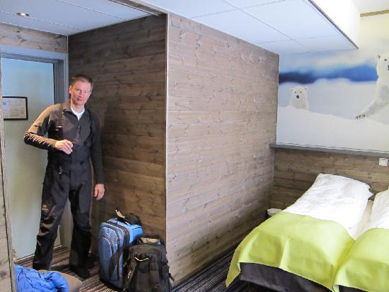 Svalbard Hotel: Double room