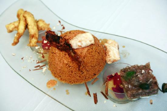 Zingaro Hotel: couscous