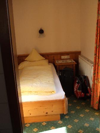 Pension Schmidinger: camera familiare con terzo letto