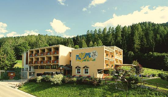 Hotel Garden: panoramica