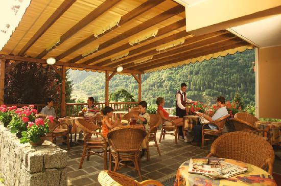 Hotel Garden: terrazza