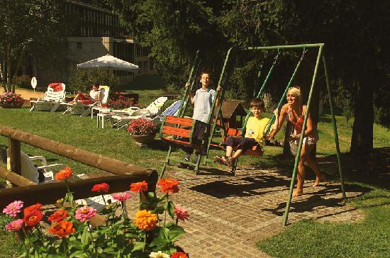 Hotel Garden: giardino