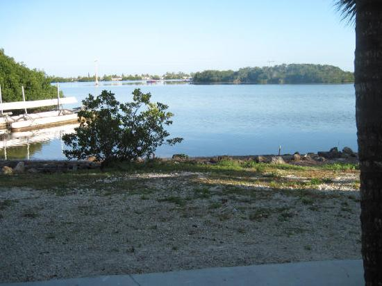 Ibis Bay Beach Resort: View from our waterfront room