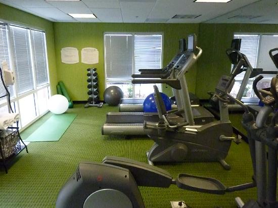 Fairfield Inn & Suites by Marriott Titusville Kennedy Space Center: Exercise Room