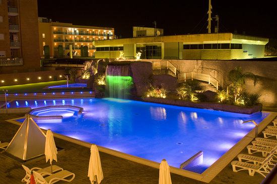 Rooms: Hotel Papi (Malgrat De Mar, Spain)