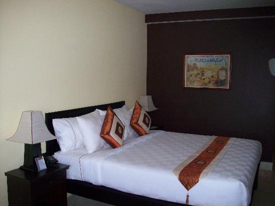 Siddharta Boutique Hotel: habitación estándar, cama XL