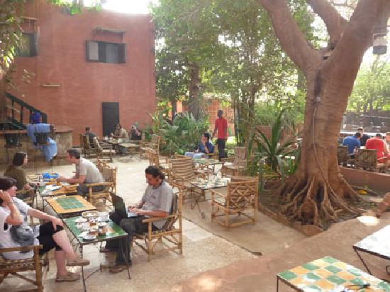 Hotel Tamana: Tamana Garden Resturant