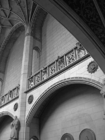 Schlosskirche: The inside of the church