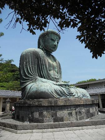 Kamakura, Japan: Big Buddha