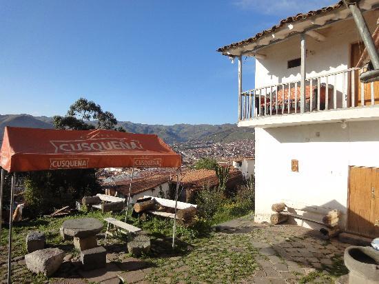 Hospedaje Inka: Inside
