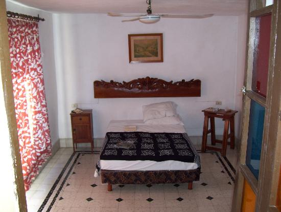 Our room at Las Arecas