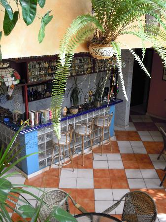 Canal Inn, La Boca - bar view