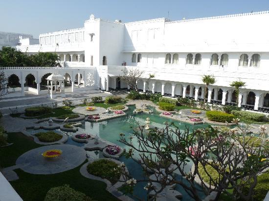 Jardin Interieur Picture Of Taj Lake Palace Udaipur