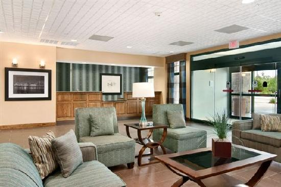 Homewood Suites by Hilton Slidell: Lobby