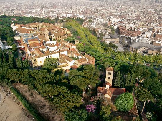 El Tablao de Carmen: POBLE ESPANYOL MONTJUÏC