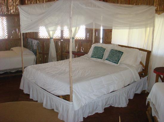Yandup Island Lodge: La cabaña