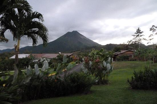 Arenal Springs Resort and Spa: the view from our patio