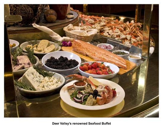 Prime Deer Valley Seafood Buffet Park City Menu Prices Home Remodeling Inspirations Genioncuboardxyz