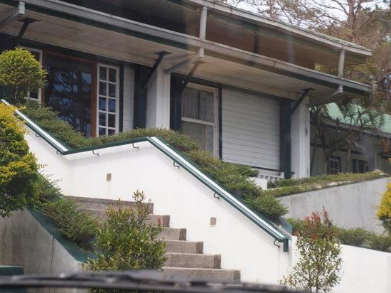 AIM Igorot Lodge: Front