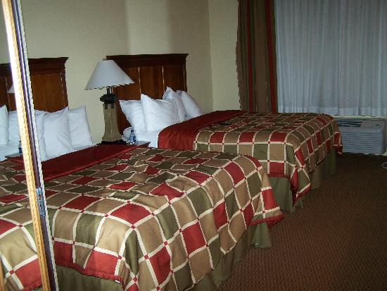Ramada Platte City Kci Airport: Our room