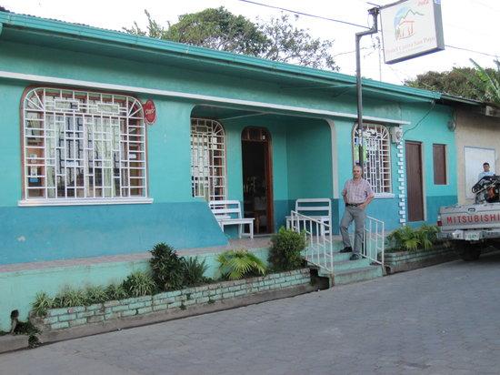 San Rafael del Norte, Nicaragua: view of the hotel