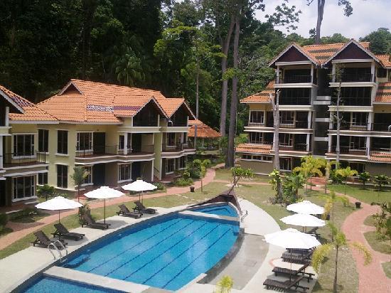 Pangkor Island Beach Resort Room Rate