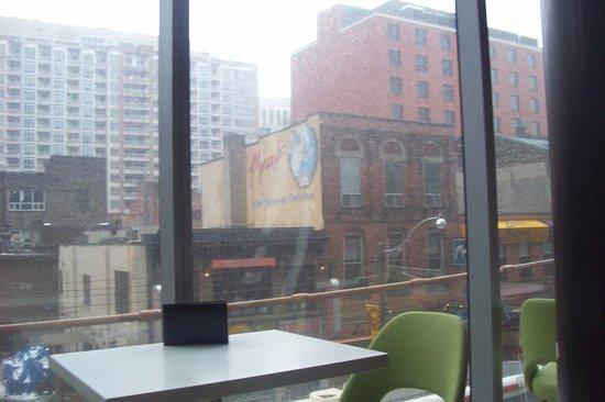 Luma: View from the windows