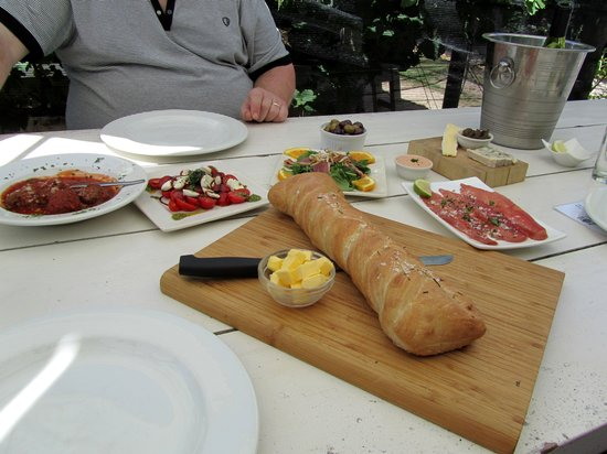 Bramon Wine Estate : Tapas lunch