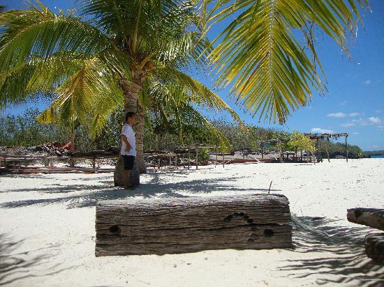 Bantayan Island, Filippijnen: shades, shadow and sky