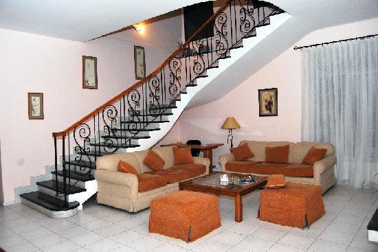 Rafael Hostel : Living room