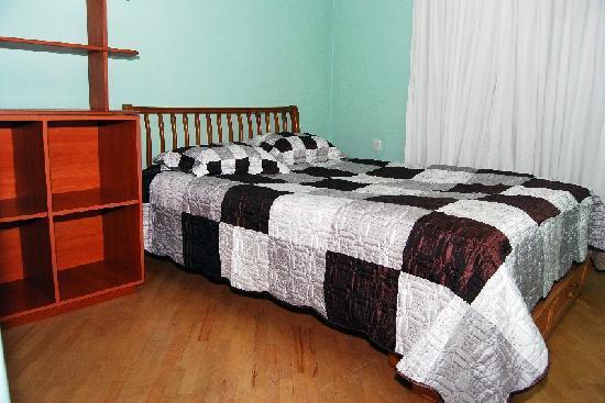 Rafael Hostel : DBL room