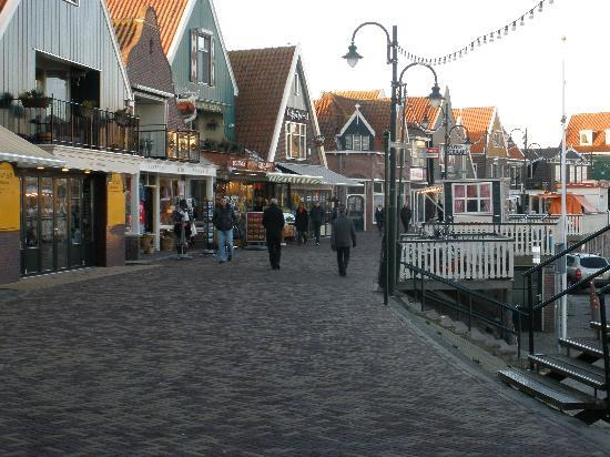 Amsterdam, The Netherlands: voledam village