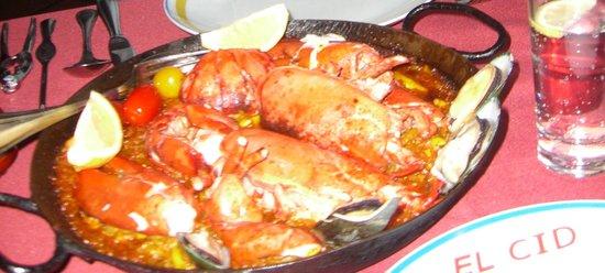 EL Cid Spanish Restaurant(JiaNing Street)