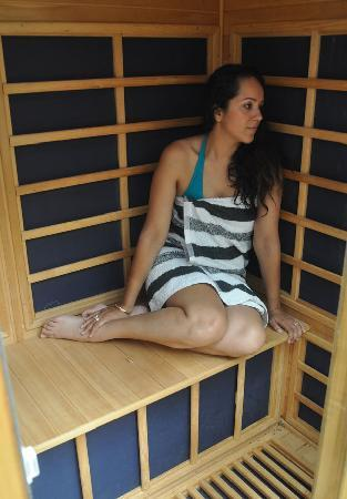 Egyptian Dream Retreat: Sauna