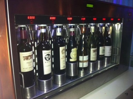 Sunne, Suecia: Fräck vinautomat