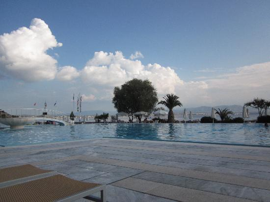 Loutraki, Hellas: piscine