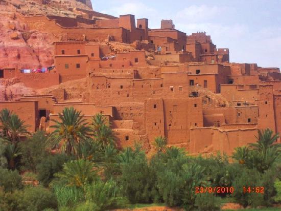 Ouarzazate, Marokko: KASBAH AIT BENHADOU