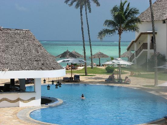 DoubleTree by Hilton Resort Zanzibar - Nungwi: view from our room