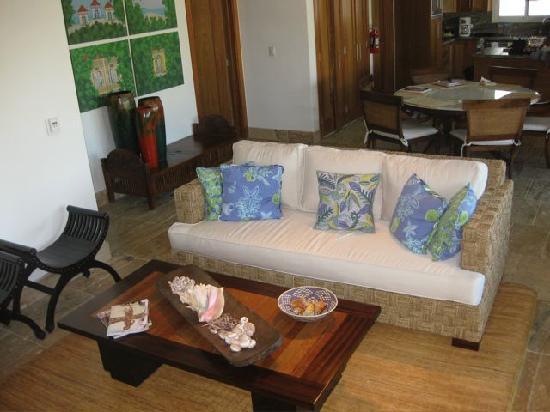 زيليتير بالكونيه ديل أطلانتيكو: Living area