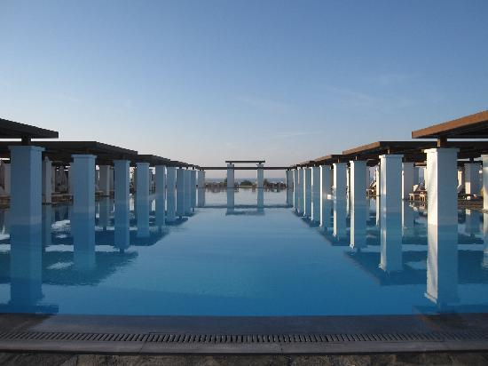 Amirandes, Grecotel Exclusive Resort: La piscina