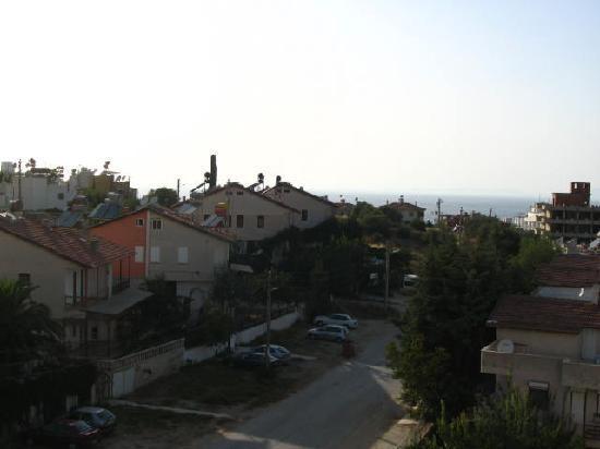 Hotel Minay: Vista desde el balcón