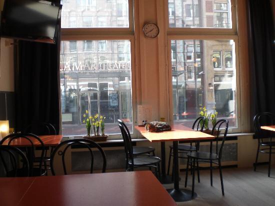 Hotel La Boheme: hotel's restaurant