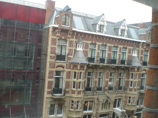 Hotel La Boheme: hotel's view