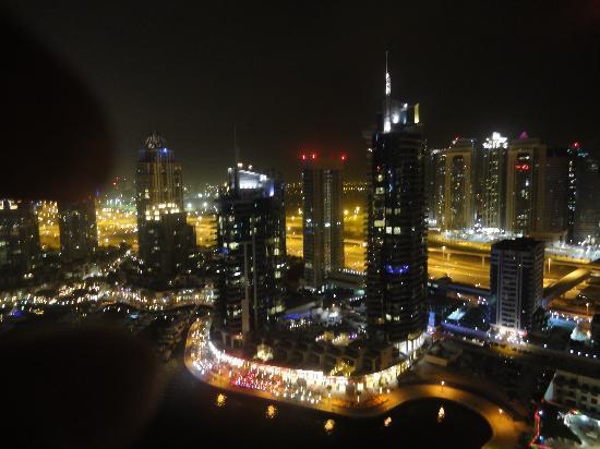 Dusit Residence Dubai Marina : view fron 2703 apartment