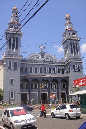 Novo Hamburgo, RS: Catedral Basilica Sao Luis Gonzaga