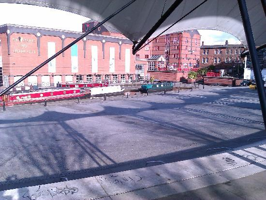 Castlefield Hotel : Another view.