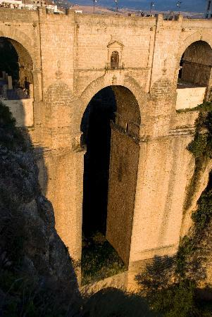 Ronda, Spanyol: The New Bridge