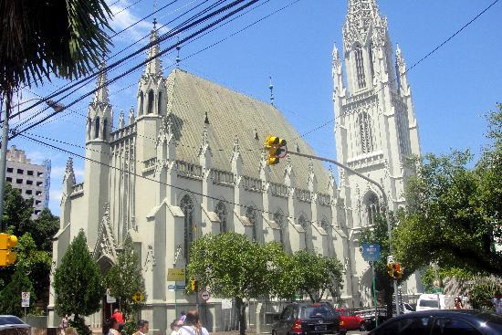 Novo Hamburgo, RS: Ascensão Church