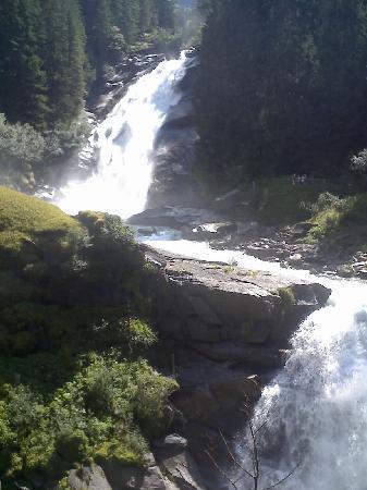 Chalet Anna: Krimml Falls